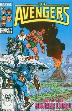 Avengers Vol 1 256 - Marvel Comics Database
