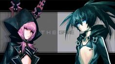 XNFE vs BRS in Black Rock Shooter the Game