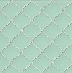 Bedrosians Mallorca Arabesque - Message In A Bottle Bottle Glass - Moroccan Style Glass Tile Mosaic - Glossy - Sample