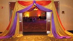 Arabian Party Decoration Get a Unique Experience: Cypress Creek Arabian Party Decorations For Prom Entrance With Lights – Chenxihq Arabian Nights Prom, Arabian Nights Theme Party, Arabian Theme, Arabian Party, Arabian Decor, Moroccan Party, Moroccan Theme, Prom Decor, Party Decoration