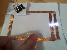 Light-Up Paper Circuit Starter