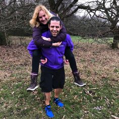 "I thought i'd just share a couple of photos with you guys of my fun afternoon….Giving my lovely wife Sarah(Princess) a lift around our local common. I keep saying to Sarah ""It's great to finally gi…"