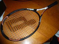 Snauwaert ergonom tennis racquet