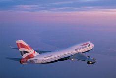 British Airways - Boeing 747-400