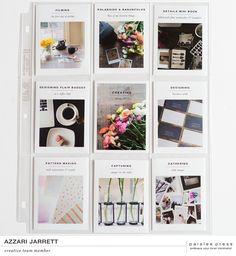 Creating Layout by Azzari Jarrett
