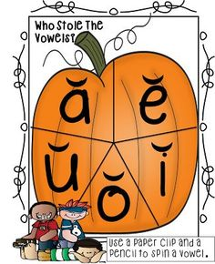 First Grade Wow: 15 page freebie for short vowels. Cute