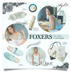 """FOXERS"" by mahafromkailash ❤ liked on Polyvore featuring Chanel and kumi kookoon"