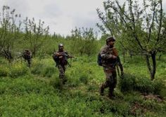 On Saturday, the Army has killed four terrorists in Jammu and Kashmir region, thus restrain with yet another infiltration bid along the Line of Control (LoC), all this happen in Rampura sector near the capital, New Delhi.