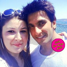 EXPLORING THE DEPTH OF LIFE : Spotted: Ranveer Singh on the sets of Dil Dhadakne...