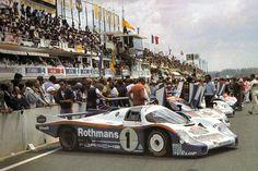 Rothmans Porsche 956/962