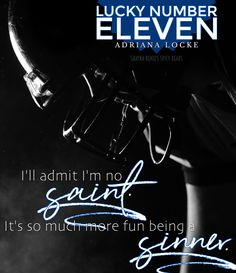 Lucky Number Eleven by Adriana Locke <3