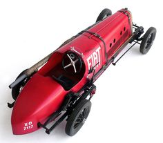 The Great Canadian Model Builders Web Page!: Fiat Mefistofele