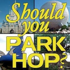 Park hopping at Disney World - people who should hop, tips, how FastPass+ will affect park hopping. Plus excellent information about where to buy your tickets to get the best deal.