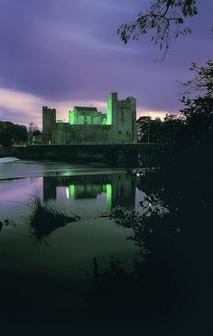 Ross Castle   Killarney   County Kerry   Ireland   Photo By The Irish Image Collection