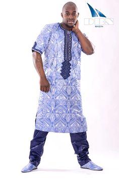 Des supers looks qui peuvent vous inspirer African Dresses Men, African Attire For Men, African Men Fashion, Africa Fashion, African Wear, African Outfits, African Style, Kaftan Men, Dashiki For Men