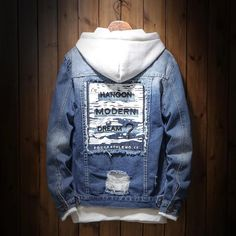 9 Best Denim jacket men images in 2020 Denim jakke menn  Denim jacket men