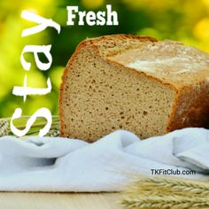 When you let go of old new can enter. Otherwise, you start to feel like stale bread. Stale Bread, Stay Fresh, New Beginnings, Feel Good, Banana Bread, Let It Be, Quotes, Desserts, Food