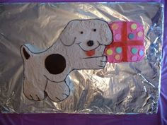 Family, Food, and Fun: Spot the Dog - Birthday Cake
