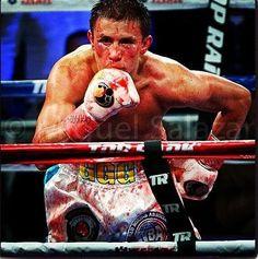 Gennady Golovkin.. gentleman outside the ring, war machine inside it