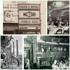 #poblesec #salaBagdad #laPaloma #Barcelona #BarcelonaAbans Viajamos por el tiempo en Paralelo