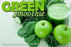 Green Smoothies - For You and Your Kids!