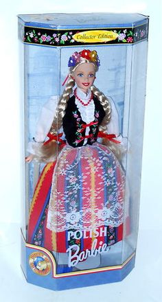 Polish Barbie