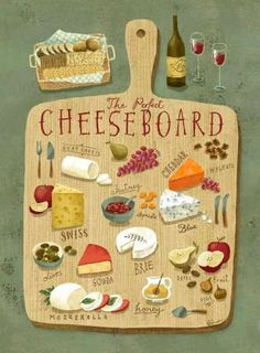 Cheeseboard
