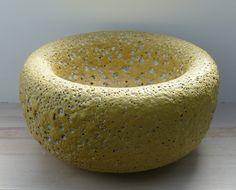 Bowl by Gene Scotten.