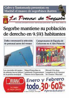 La Prensa de Segorbe nº 171 Febrero 2014