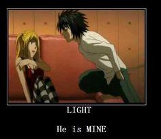 L X LIGHT by Doitsu1313I like this one!
