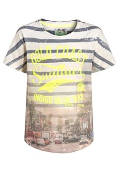 Vingino - HETCH - Print T-shirt - real white