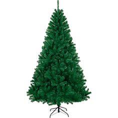 Árvore Tradicional Pinheiro Canadense 2,10m - Christmas Traditions