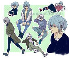 My Hero Academia Memes, Buko No Hero Academia, My Hero Academia Manga, Tomura Shigaraki, L Lawliet, O Gas, Great Memes, Boku No Hero Academy, My Guy