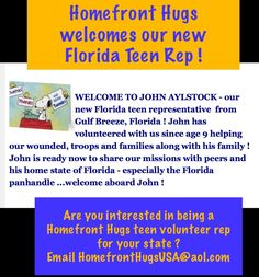 Got a teen who likes to volunteer?