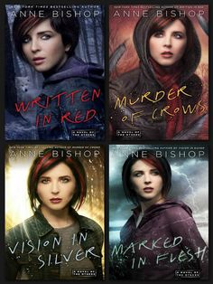The Others by Anne Bishop - Books 1 to 4
