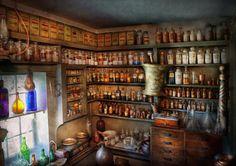 Pharmacy - Medicinal Chemistry Photograph  - Pharmacy - Medicinal Chemistry Fine Art Print