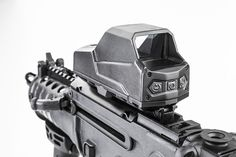 The MH1 has the largest field of view of any reflex sight currently available. The field of view was specifically enhanced to be better for longer ranges, shooting at smaller targets, and for use with night vision (which is a huge issue for a number of sights due to the reduced field of view you get from most NODs).  You can find more on TFB's review - http://www.thefirearmblog.com/blog/2017/01/02/mh1-sight/