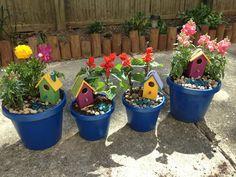 Garden : DIY Fairy Garden Tutorial