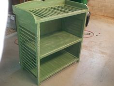 pics of painted kitchen cabinets shabby cottage chic cabinet made from repurposed shutters 24655