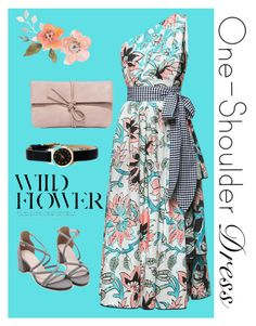 Flower by riskisaumirf on Polyvore featuring polyvore, fashion, style, Antonio Marras, LULUS, Marc by Marc Jacobs and clothing