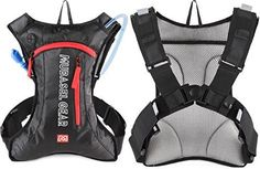 Hydration pack with 70 oz Bladder for Running Hiking Riding Hiking Camping Cycling Climbling Biking – Lightweight Backpack for Runner Outdoor Bicycle & Bike Sports Mountain Bike Brands, Mountain Bike Reviews, Mountain Biking, Hiking Backpack, Backpack Bags, Backpack Essentials, Mountain Bike Accessories, Lightweight Backpack, Hydration Pack