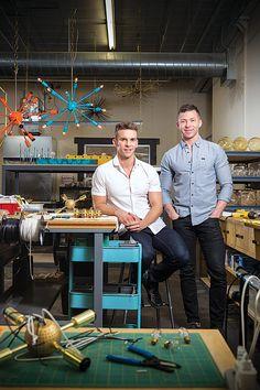 Dutton Brown Design Moves Chandelier Business