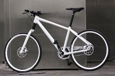 Photo: The Bad Boy White edition from Cannondale won a gold award in the best City Bike category