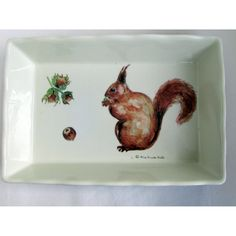 Squirrel dish