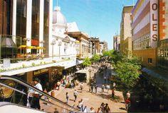 Rundle Mall Adelaide Rundle Mall Adelaide, Adelaide South Australia, Old Photos, Places To Travel, Past, Nostalgia, Street View, Explore, History