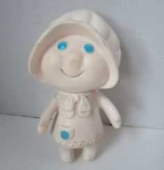 Vintage Pillsbury Doughgirl 6 Inch Vinyl Doll 1972 Poppie Fresh – Vintage Virtue