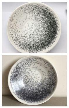 Ceramic Bowls, Stoneware, Pottery Courses, Glazing Techniques, Pencil Design, Wheel Thrown Pottery, Ceramics Projects, Clay Tutorials, Glaze
