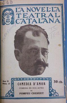 Comedia d'amor. Pompeu Grehuet. Barcelona. (s.a.) http://bvirtual.bibliotecas.csic.es/csic:csicalephbib000544508