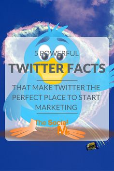 Why #Twitter is the Perfect Place to Start Marketing | by @dreckbaerfrau | #SocialMedia #SMM | by Susanna Gebauer for The Social Ms | 5 Powerful Twitter Facts That Make Twitter the Perfect Place to Start Marketing