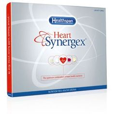 Heart Synergex® - Optimum combination nutrients